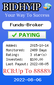www.bidhyip.com - hyip funds broker
